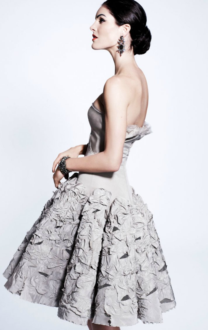 Bridal Style Eye Candy From Zac Posen