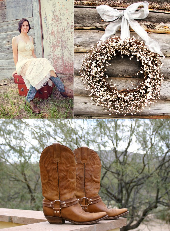 Country Western Dresses Boots