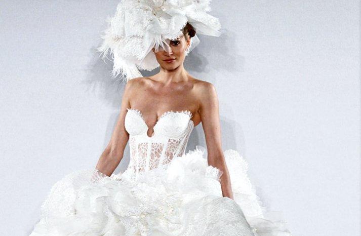Bad And Ugly Wedding Dresses Of 2012