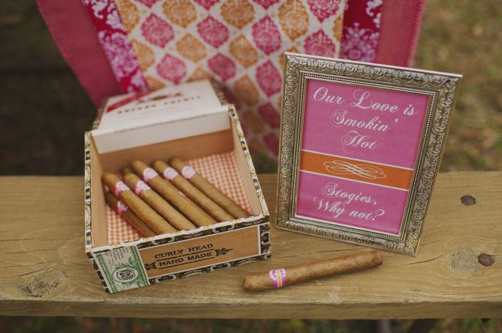 Rustic Love With Bright Juicy Pops Of Color OneWed
