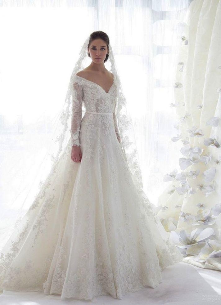 A Winter Wonderland Dress