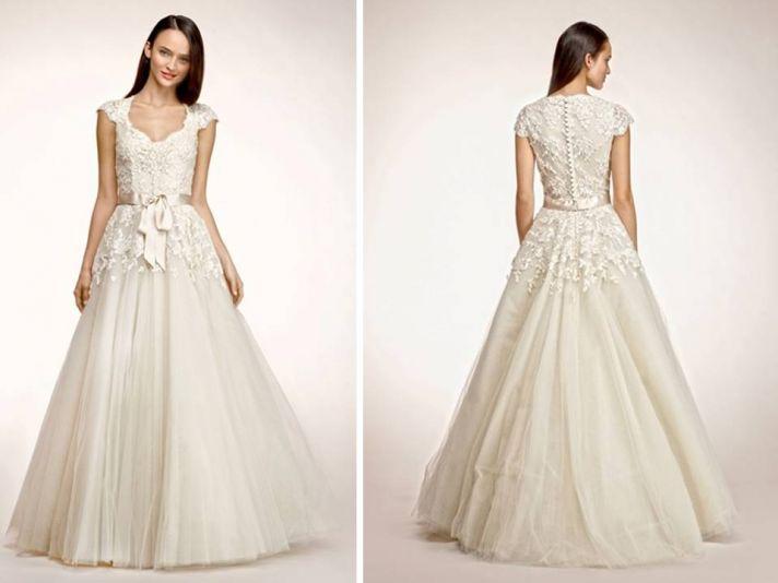Steal A Designer Wedding Dress! Peter Langner, Rivini
