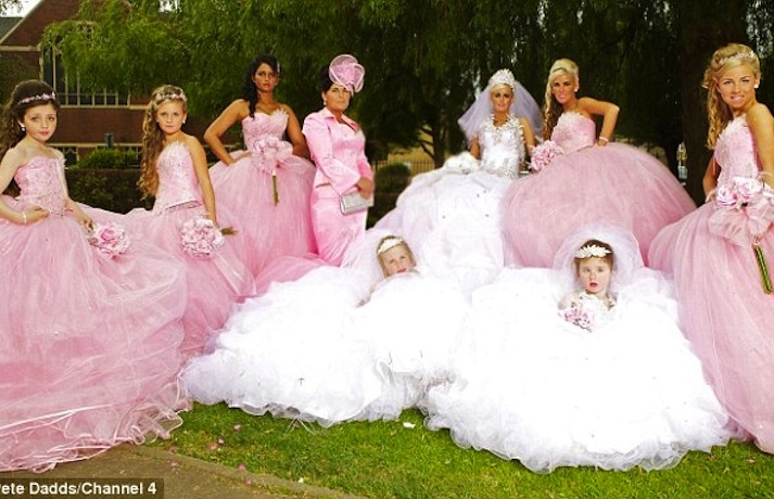 She Must Have Really Hated Her Bridesmaids