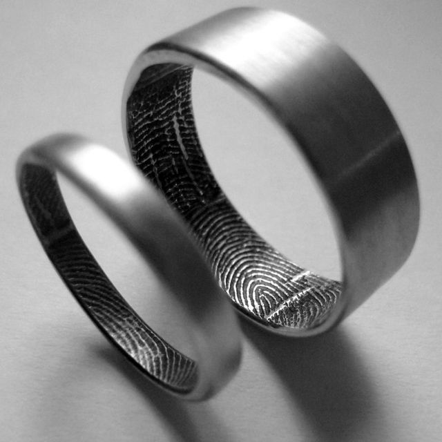 The Wedding Band Hot List 11 Unique Covetable Rings For