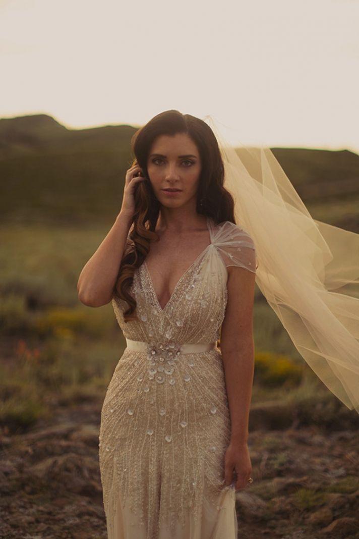 Perfect Off White Wedding Dress