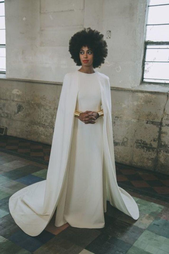 High Fashion Wedding Dress