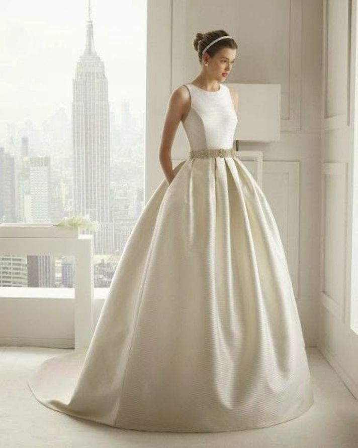 Back to Tradition With Classic Bridal Gown Silhouettes - crazyforus