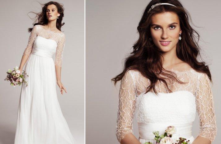 Top Bridal Brands Join The Nordstrom Wedding Suite