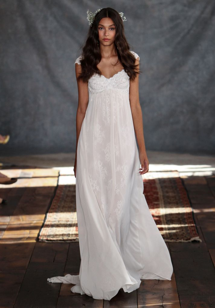 Phaedra Wedding Dress from Claire Pettibone s Romantique Collection