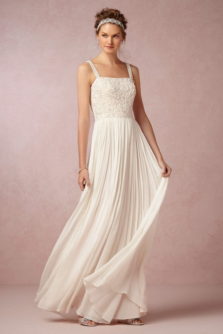Can T Get Enough Of These Beautiful Bhldn Wedding Dresses
