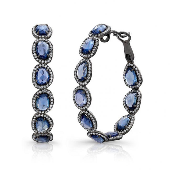 Sapphire Bridal Bracelet