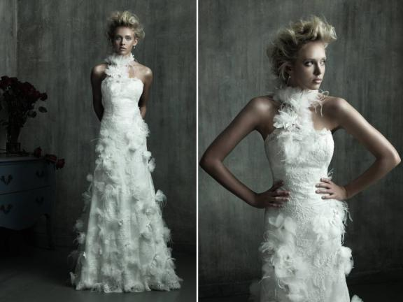 .: Feather Ideas For Your Wedding