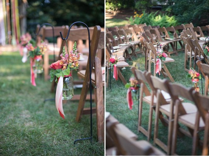 Outdoor Wedding Ceremony Decor Innovation Ideas 12 Aisle Archives