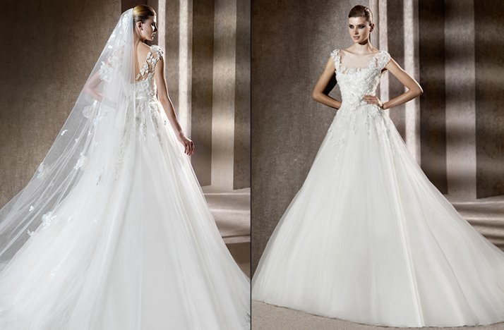 Wedding Dress 2012 Elie Saab Bridal Gowns Delphine