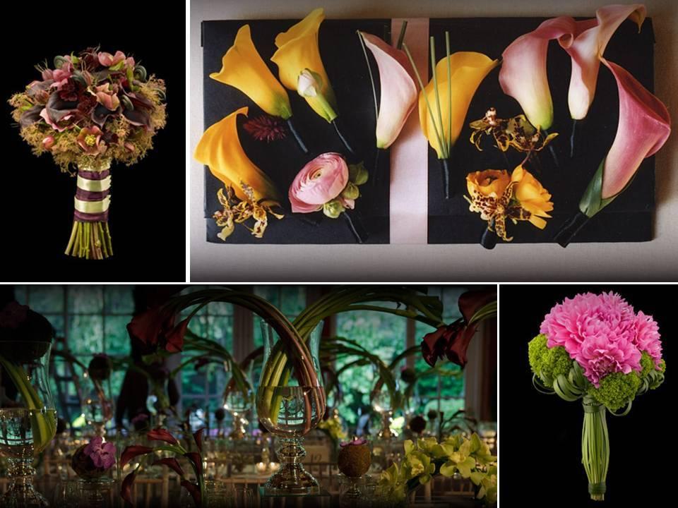 Unique Wedding Flower Arrangements, Bridal Bouquets And
