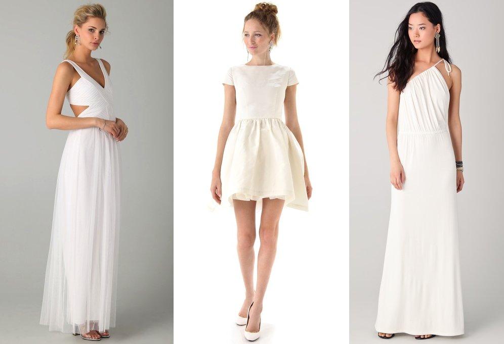 Discount Designer Wedding Dresses LWDs Shopbop