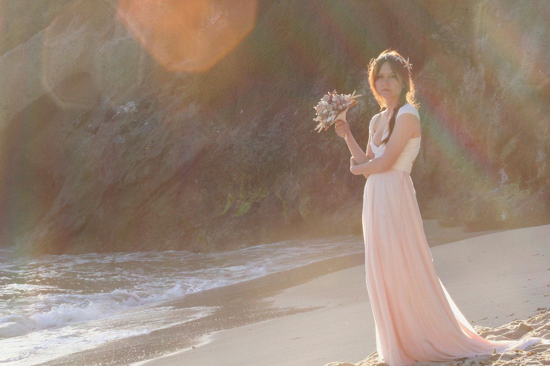 Peach Wedding Pretties For Romantic Weddings Bridesmaid