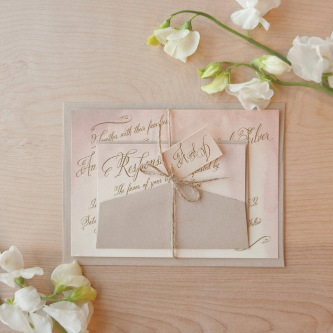 Wedding Invitations For Modern Weddings Etsy Finds Turquoise Taupe