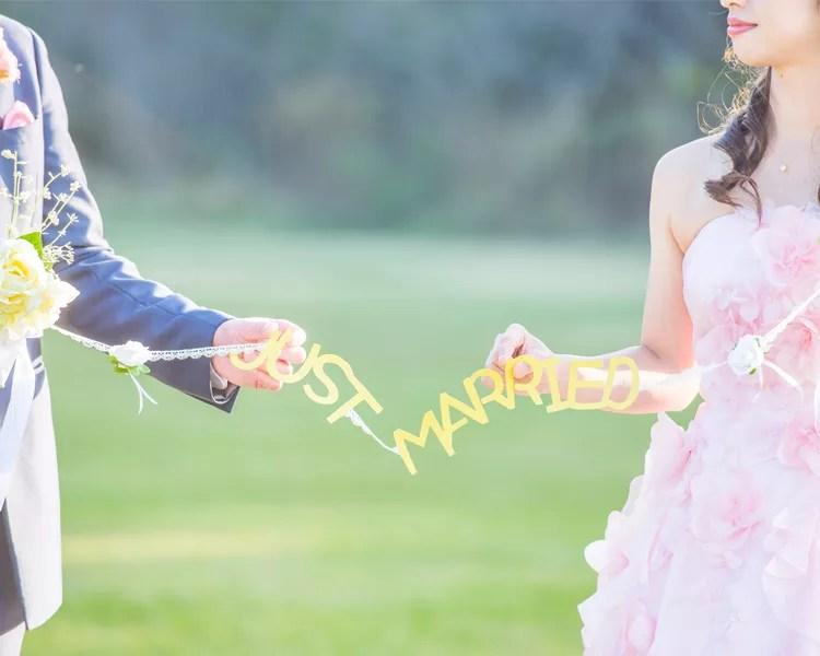 福岡 志賀島(森)での前撮り│福岡の前撮り・フォトウェディングはTHE WEDDING TOWN
