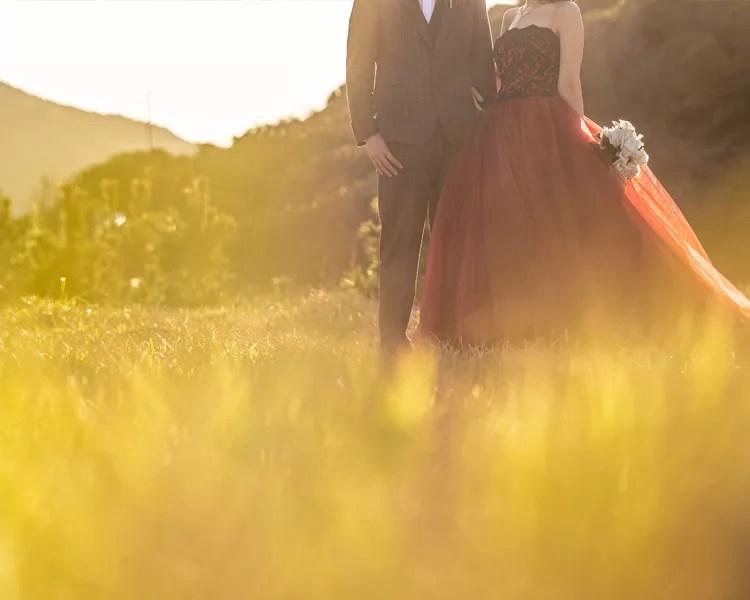 福岡 芥屋での前撮り│福岡の前撮り・フォトウェディングはTHE WEDDING TOWN