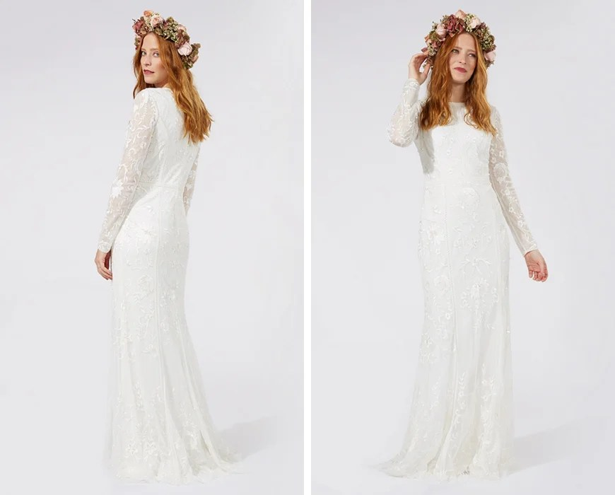 12 Wedding Dresses To Suit Your Rustic Wedding Theme