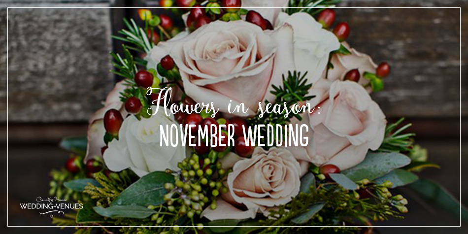 Wedding Flowers In Season