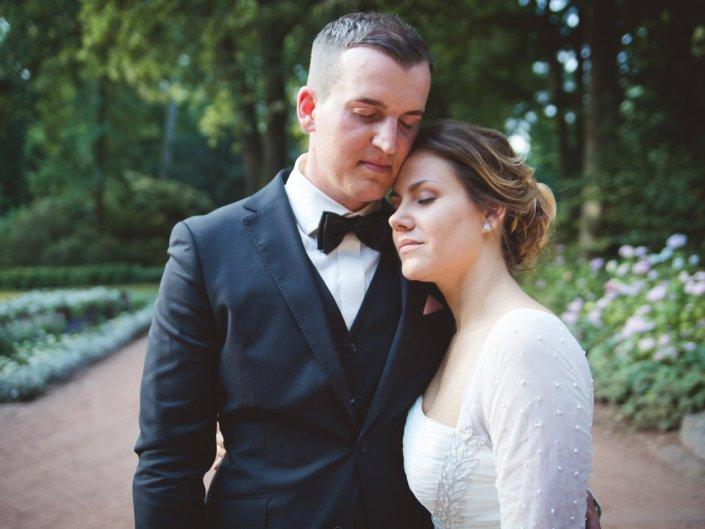 Hochzeit in der Kaiser-Friedrich-Halle