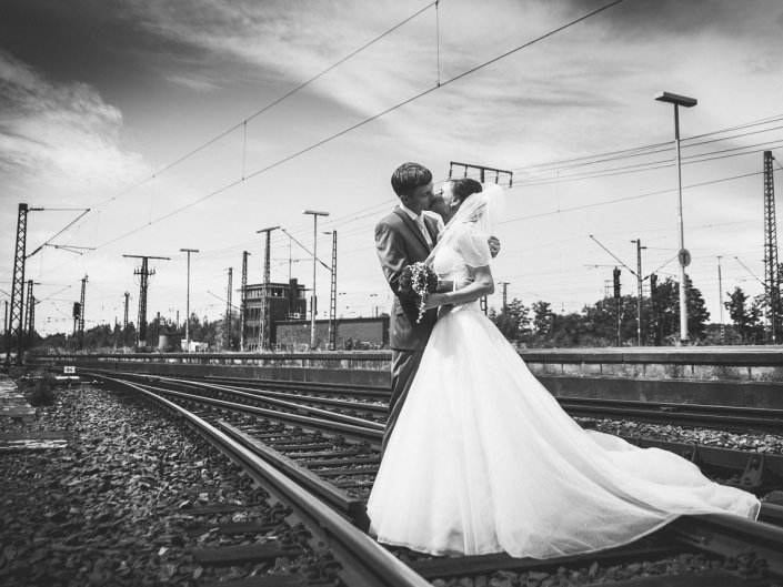 Hochzeit auf russisch