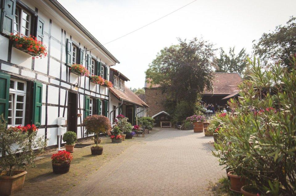 Mein Location Tipp: Bauer Kammesheidt in Essen