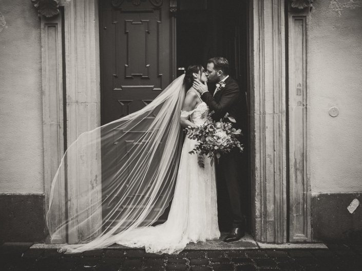 Wundervolle Hochzeit im Gasthaus Stappen