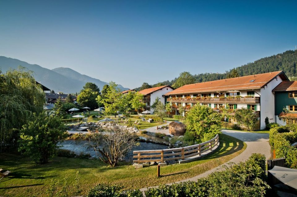Heiraten im Hotel Bachmair Weissach Spa & Resort am Tegernsee