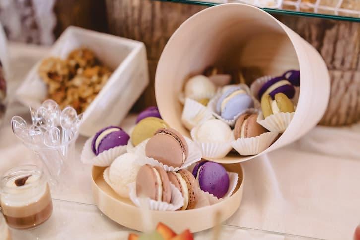 makaroniki wesele candy bar