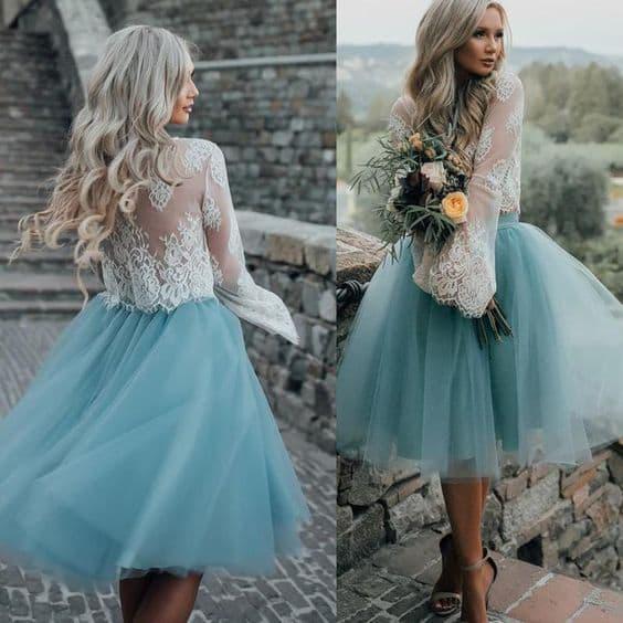 sukienka na wesele tiul spódnica