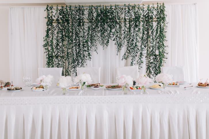 wesele w stylu skandynawskim