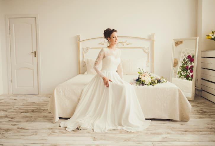 wesele rustykalne panna młoda