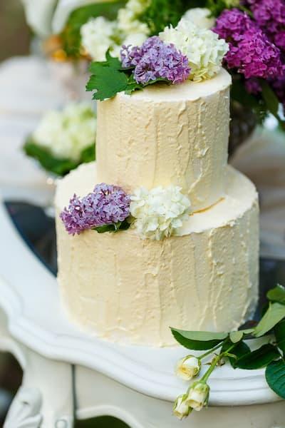 tort ślubny śmietanowy