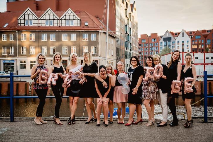 wieczór panieński Gdańsk