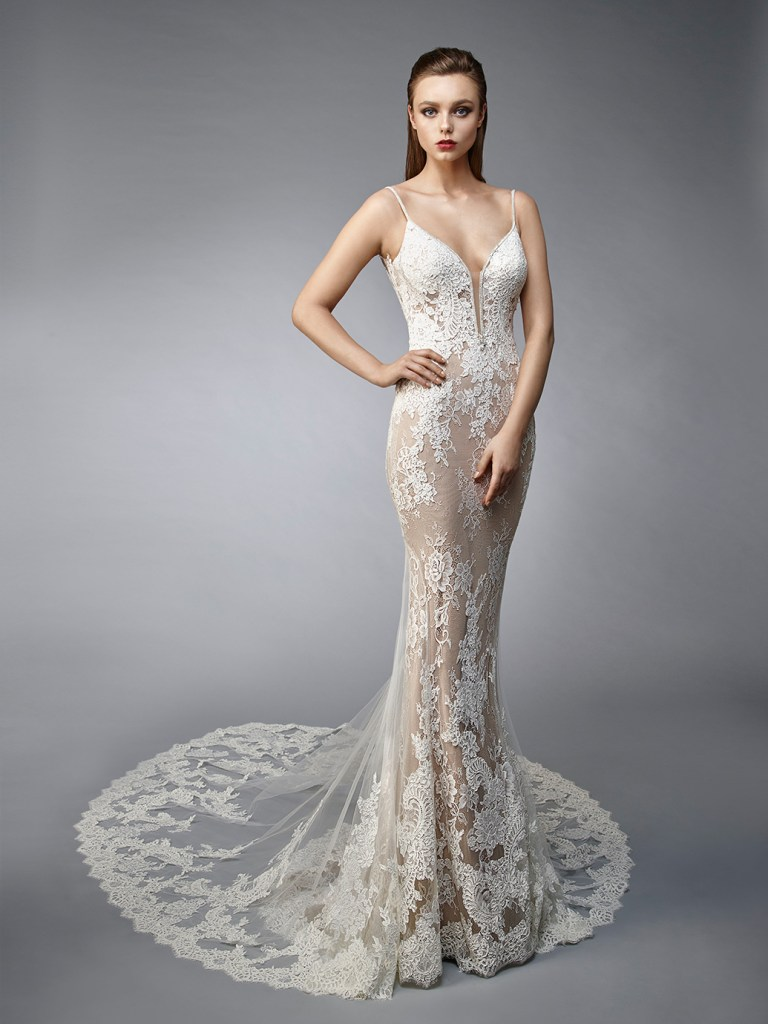fdf6108887cb The 2019 Enzoani collection is here! - Wedding Belles