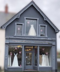 Wedding Belles shop front