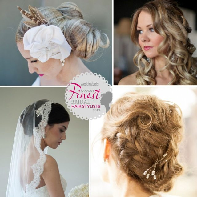 canada's finest bridal hair stylists | weddingbells