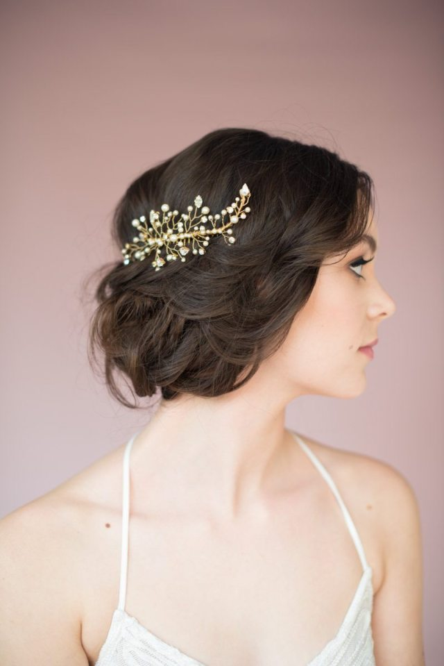 the best bridal hair accessories (and how to wear them