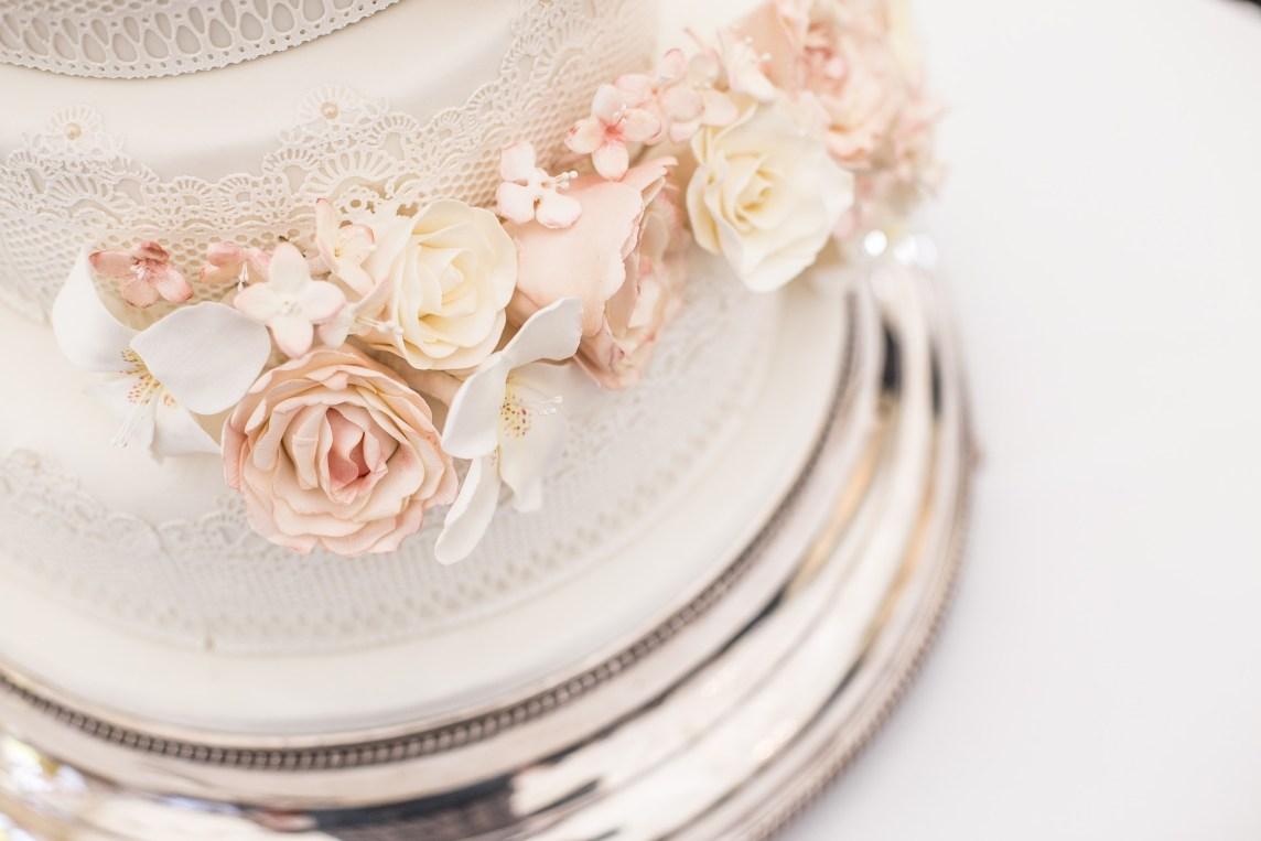 Wedding Bliss loves: wedding cake