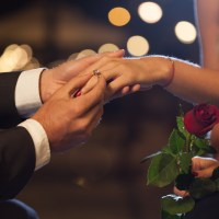 ¡Irresistible propuesta matrimonial!