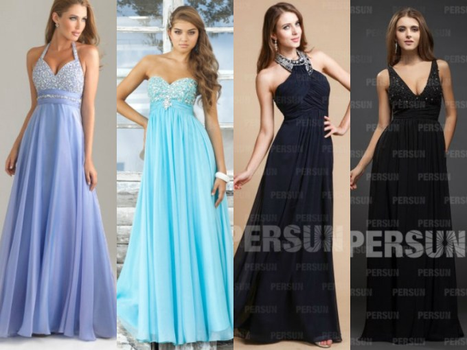 Different Types of Evening Dresses   All about Weddingbuy Fashion Trends
