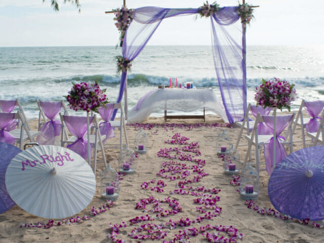 Phuket Wedding Vow Renewal for Hayley & Colin Wedding Celebrant Phuket Vow Renewal