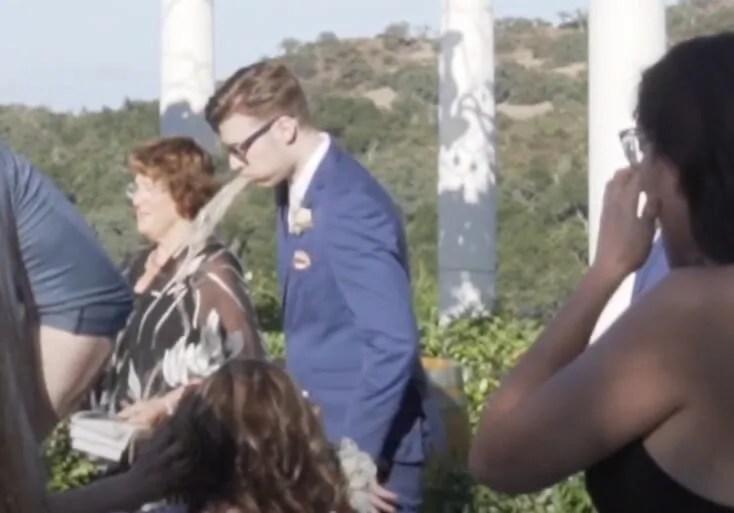 Groomsman-pukes-immediately-after-wedding-ceremony-youtube Jpg