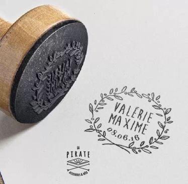 personalized stamp for letters