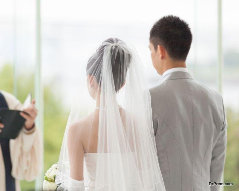 bridal wedding veils