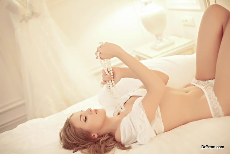 sexy wedding lingerie
