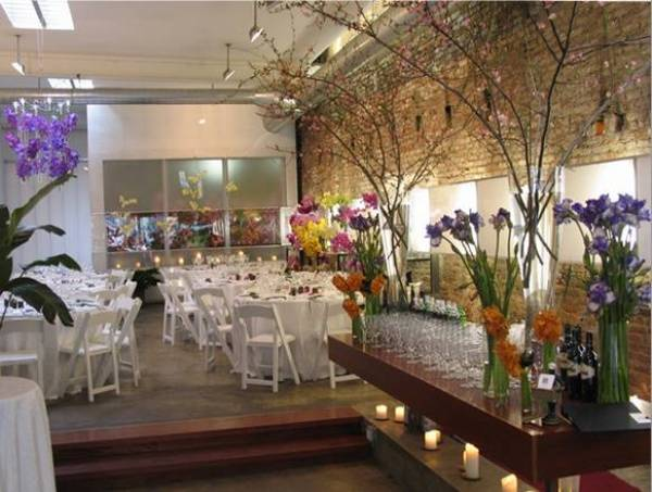 Banchet Flowers and the Flower Bar